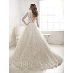 Style 15580 - Christina Wu Brides