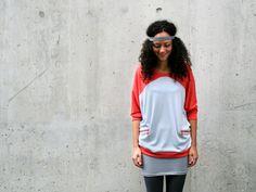 eisbörg Shirt #streetwear #fashion #design #tangerine