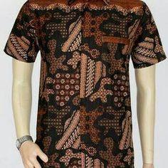 Kemeja Hem Batik Java Modern Series 99