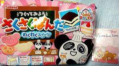 $4.50   DIY sweets Tsukutte miyou SAKUSAKU PANDA Pink package tiramisu strawberry