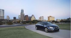 Chevrolet facelifts Cruze for 2015MY