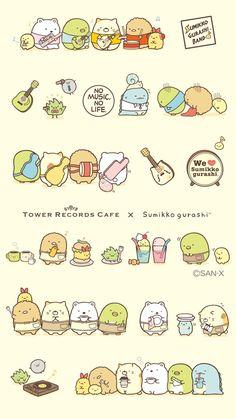 Kawaii Doodles, Kawaii Art, Kawaii Anime, Wallpaper Kawaii, Cute Wallpaper Backgrounds, Kawaii Stickers, Cute Stickers, Kawaii Drawings, Cute Drawings