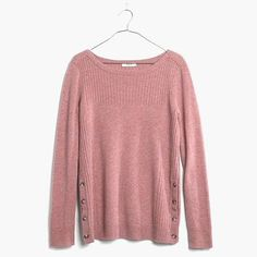 Beautiful pinewood sweater from Madewell. I have it in gray and I love it, but unfortunately I can't find any colors like this online or in store.