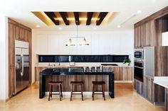 Residencia R53 : Cocinas de estilo moderno de Imativa Arquitectos