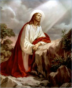 jesus in gethsemane pictures - Google Search