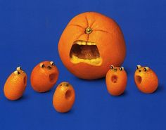 Orange you glad to see me!? | Flickr - Photo Sharing