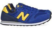 Blauwe New Balance schoenen 373 sneakers