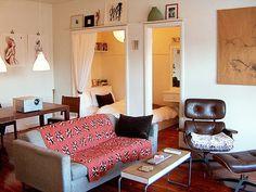 Neat idea for future apartment.
