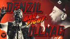 BAR FIGHT™ - DENZIL PORTER VS ILLMACULATE