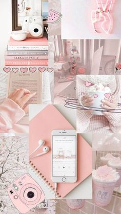Christmas wallpaper aesthetic collage Ideas for 2019 Wallpaper Pastel, Vintage Wallpaper, Pink Wallpaper Iphone, Cute Patterns Wallpaper, Iphone Background Wallpaper, Cute Disney Wallpaper, Galaxy Wallpaper, Girl Wallpaper, Cartoon Wallpaper