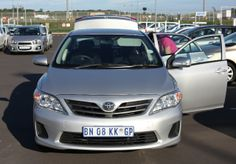 Toyota Corolla from Hertz Toyota Corolla, International Airport, Car Rental, South Africa, Transportation
