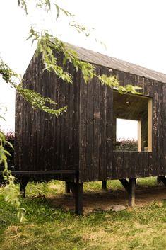 Hofer Pavilion / Stal Collectief – nowoczesna STODOŁA | wnętrza & DESIGN | projekty DOMÓW | dom STODOŁA