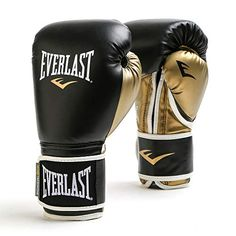 Discounted Everlast P00000724 Powerlock Training Gloves,16 oz,Black/Gold #16oz #Black/Gold #EverlastP00000724PowerlockTrainingGloves 35, Boxing, Black Gold, Gloves, Training, Products, Everlast Boxing Gloves, Professional Wrestling, Footprint