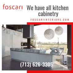 we offer you with the remodeling the best space to cook and have fun