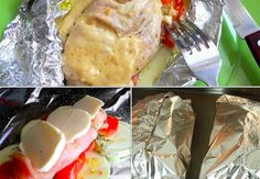 Mozzarella, Mashed Potatoes, Paleo, Cooking Recipes, Meat, Chicken, Ethnic Recipes, Lunches, Whipped Potatoes