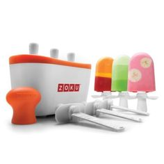 Zoku Quick Pop Maker: Amazon.com: Kitchen & Dining