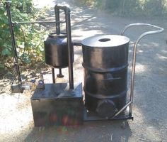 Picture of Power in the Apocalypse (How to Build a Wood-Gasifier)