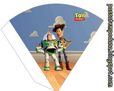 Toy Story Free Party Printables.