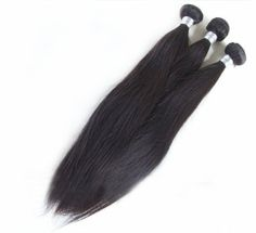 ... human hair. with no artificial or non-human hair mixed in. Our Hair Is
