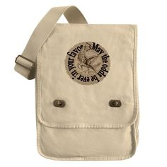 HG May the Odds! Field Bag on CafePress.com