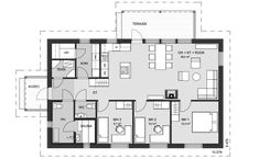 House Plans, Floor Plans, Flooring, How To Plan, Layouts, House Ideas, Houses, Homes, Wood Flooring