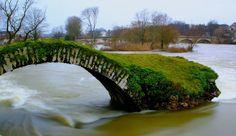Dole - Pont Roman - Jua