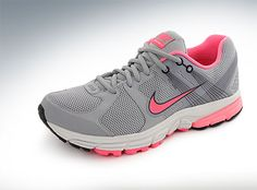 I just bought these shoes. They are great for people who are flat footed and run long distances.   Nike Zoom Structure+ 15 Women's Running Shoe