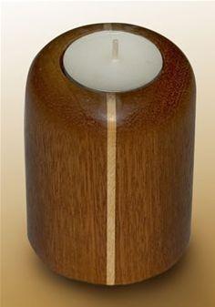Wood Be Nice :: Woodturning - Candle Holders