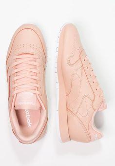 Reebok Classic Classic - Sneaker low - rose cloud/white - Zalando.de