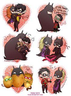 Happy Valentines day! by yolin.deviantart.com on @deviantART