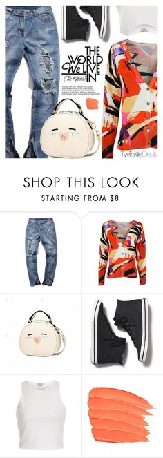 """""""Casual Style"""" by pokadoll ❤ liked on Polyvore featuring Keds, River Island, polyvoreeditorial and polyvoreset"""