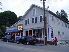 Mystic Pizza-Mystic, CT - Julia Roberts made this famous in one of her early films.  Now you can get Mystic Pizza in the freezer aisle of your local grocery.