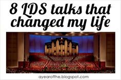 8 LDS Talks that Changed My Life