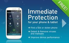 Top 8 Free Antivirus  Android Phone Most Popular in Google Play