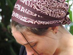 Beautiful Purple Tichel SINAR ,Hair Snood, Head Scarf,Head Covering,jewish headcovering,Scarf,Bandana,apron
