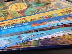 Materialer til hverdagens sproglege, sprogundervisning og sprogtests Kindergarten, Crafts For Kids, Humor, Education, Sange, Inspiration, Sink Tops, Historia, First Grade