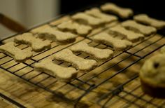 Peanut Butter Dog Treat Recipe
