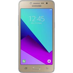 Unlocked Samsung - Galaxy J2 Prime 4G LTE with 8GB Memory Cell Phone - Gold