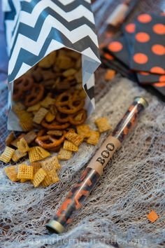 Chex Mix Halloween Party Pack Giveaway
