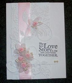 FS371, Love Story by Marleygo - Cards and Paper Crafts at Splitcoaststampers