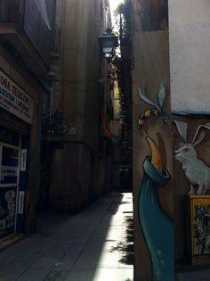 Barri Gotic. Barcelona