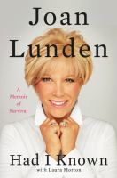 """When former Good Morning America host Joan Lunden was diagnosed with breast cancer, she set out to learn everything about it to help her survive. With seven children counting on her, giving up was not an option. After announcing her diagnosis on Good Morning America, people all over the countr - See more at: http://www.buffalolib.org/vufind/Record/1979758#sthash.OnR6tIX5.dpuf"
