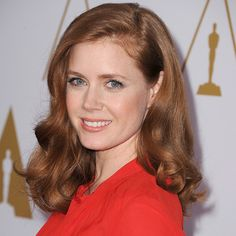 1. Classic Red: Amy Adams http://www.prevention.com/beauty/hair-color-ideas/1-classic-red-amy-adams