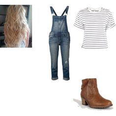 A Sabrina Carpenter Outfit by mama1161 on Polyvore featuring rag & bone, Paige Denim and Qupid