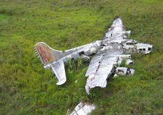 B-17 Flying Fortress, Papua New Guinea
