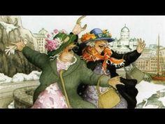 Счастливые старушки финской художницы Инге Лёёк | Таблетка от уныния INGE LOOK | HD - YouTube