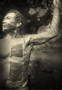 Warrior tattooing 1920 Ancient Germanic Warrior Tattoos