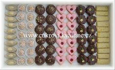 Ukázka – II. část - www.helencina-sbirka-receptu.com Christmas Cookies, Sweet Tooth, It Cast, Baking, Cake, Desserts, Recipes, Food, Xmas Cookies
