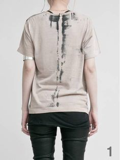 MEN CATEGORY :: CLOTH :: TOPS :: T-SHIRTS :: AMY GLENN / A147G One&Only Unisex Tee #22