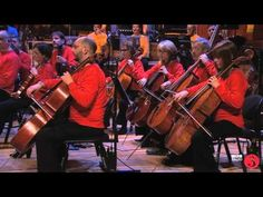 BBC National Orchestra of Wales Instrument Family Introductions. These are…